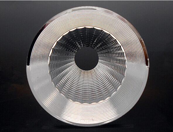 #OZU-50 High quality COB Reflective Cup, Diameter: 50mm, 36 degree, Clean Surface, PC Materials , Aluminum Coating