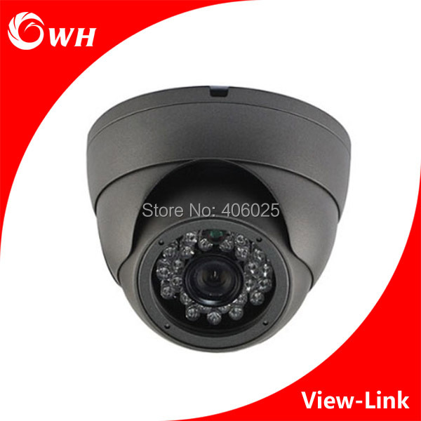 ФОТО  CWH-4008 800TVL 1000TVL 1200TVL 960H Metal Dome indoor Camera with 10-20M IR Distance Security CCTV Camara