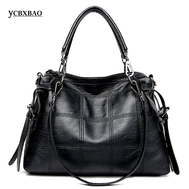 Fashion 2019 Women Large Capacity Business Genuine Leather Handbag Gray Gold Natural Leather Bags Shoulder Bag;femme sac mainFashion 2019 Women Large Capacity Business Genuine Leather Handbag Gray Gold Natural Leather Bags Shoulder Bag;femme sac main