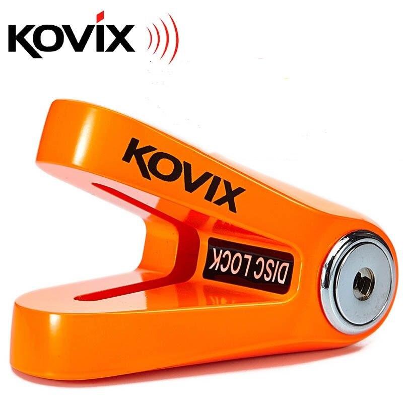 Neue Version 14mm Doppel Lock Anti diebstahl Gerät ATV Motorrad Alarm Sperre Vibration KVX Rad Schlösser Erinnerung Kabel Anti diebstahl - 2
