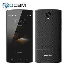 En Stock Original HOMTOM MTK6580A HT7 Android 5.1 1G RAM 8G ROM 1280×720 5.5 Pulgadas HD de 8.0MP Wifi GPS WCDMA Teléfono Móvil