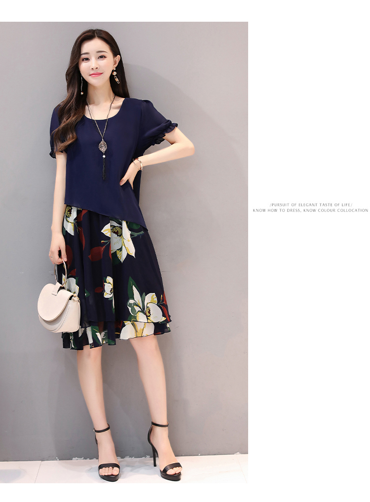 ac0a1102678 HTB1jPWhnZnI8KJjSspeq6AwIpXaM - Dresses Of The Big Sizes Women Clothing  2019 New Spring Summer Style korean Vestidos