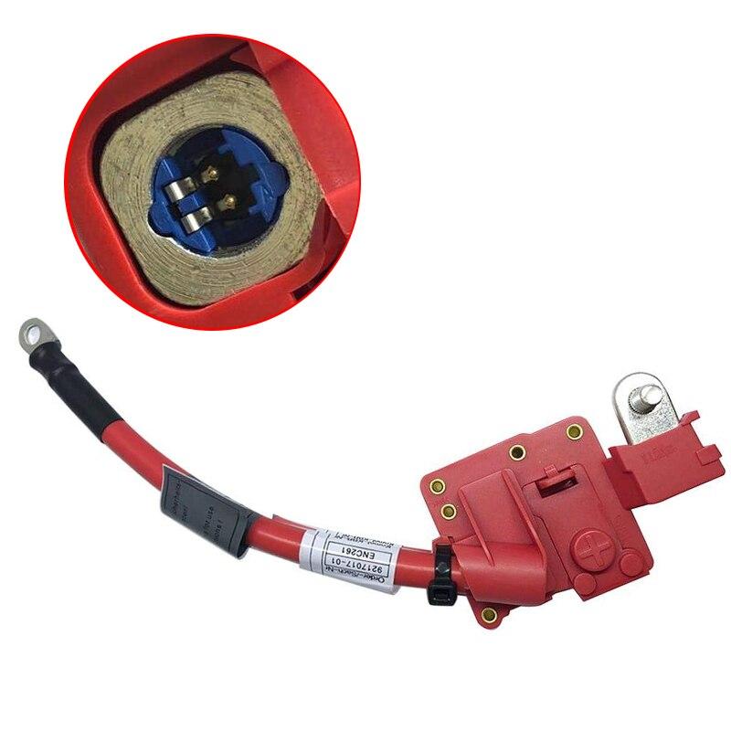 Câble de batterie pour BMW E87 116 118 123 125 130 135 série de voiture 61129217017 conducteur de batterie positif 6112-9217-017 accessoires