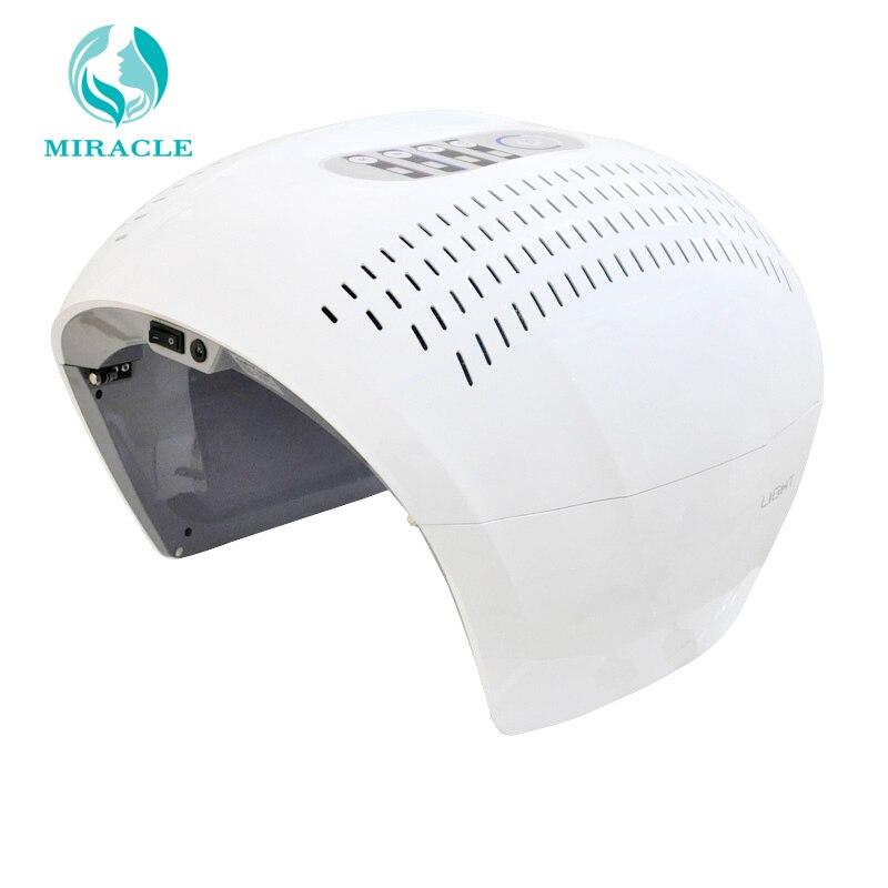 Machine portative Yting de photothérapie de rajeunissement de peau de lumière LED de traitement d'acné de thérapie faciale de PDT avec du CE