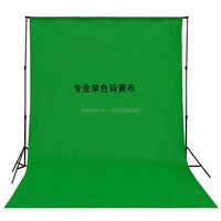 Solid Color Background Muslin Video Photo Photography Studio Screen Backdrop Green PS Cutout Customized10x20 FT