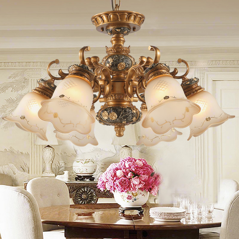 Painting Dining Room Chandelier: Living Room Chandelier Dining Room Modern Glass