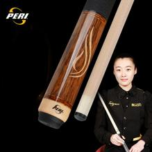PERI V10 Pro 12.75mm Tip Pool Cue 1/2 Stick Billiard Kit Canadian Maple for Professional Billiards Players