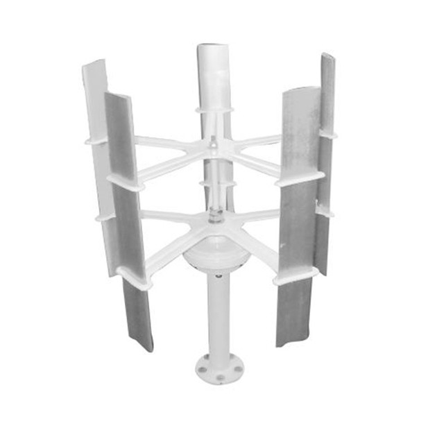 Mini Vertical Axis Wind Generators 10W Max 15W Vertical Axis Wind Turbines DC 12V Output Education