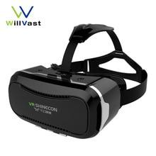 VR Shinecon Виртуальная реальность Goggles Смартфон Immersive 3d VR Shinecon VR механизм Google Картон VR BOX Shinecon гарнитура для 4,0-6,0 дюймовый смартфон для Xiaomi Samsung Galaxy Примечание iPhone 7