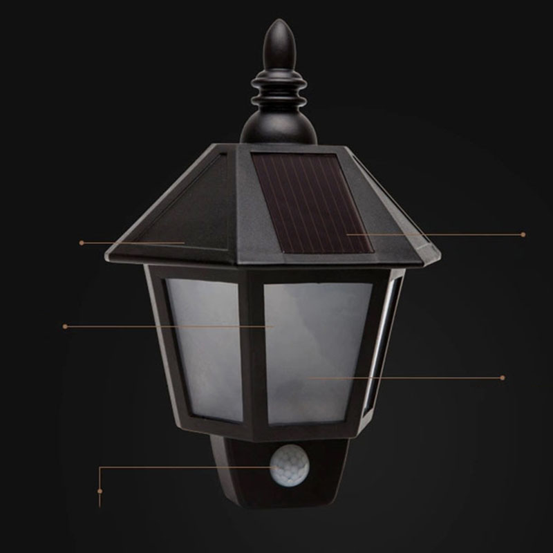 Tamproad solar led lamp security light pir motion sensor wall mount tamproad solar led lamp security light pir motion sensor wall mount spotlight for garden porch patio garage outdoor landscape in solar lamps from lights mozeypictures Choice Image