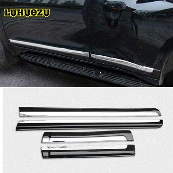 Original Design Painting Car Door Body Side Molding For Toyota Land Cruiser Prado 150 2010 2011 2012 2013 2014 2015 2016 2017