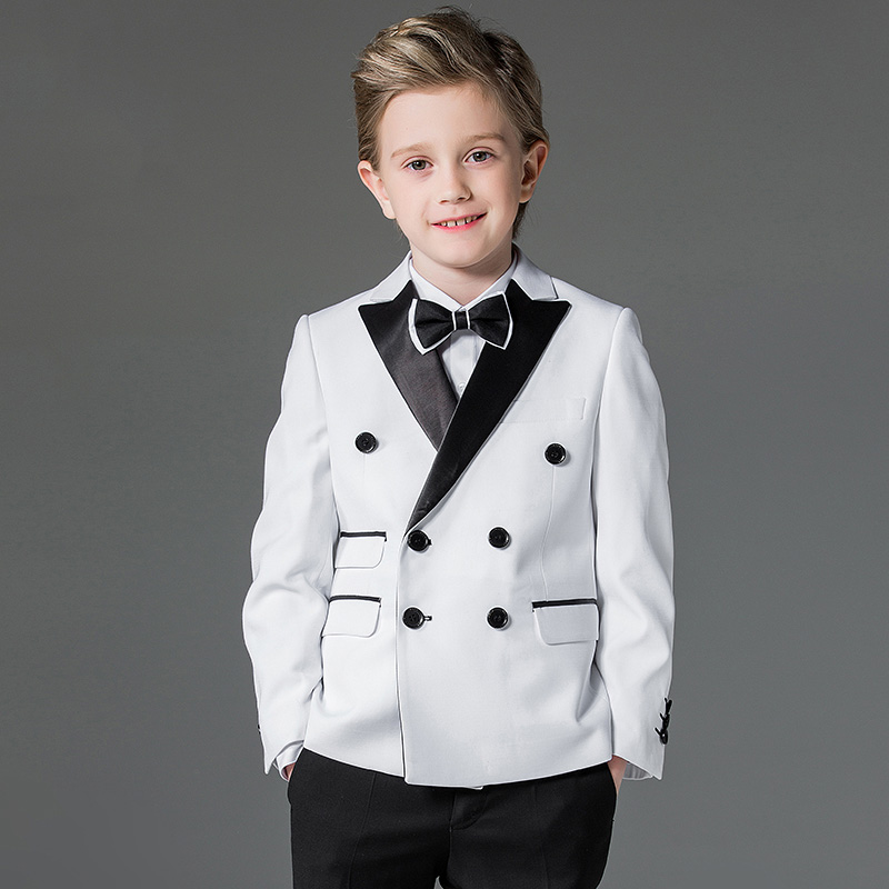 b96fd53e52a1 so cheap 01cd0 a3f2d boys suit coat vest trousers and shirt in dark ...