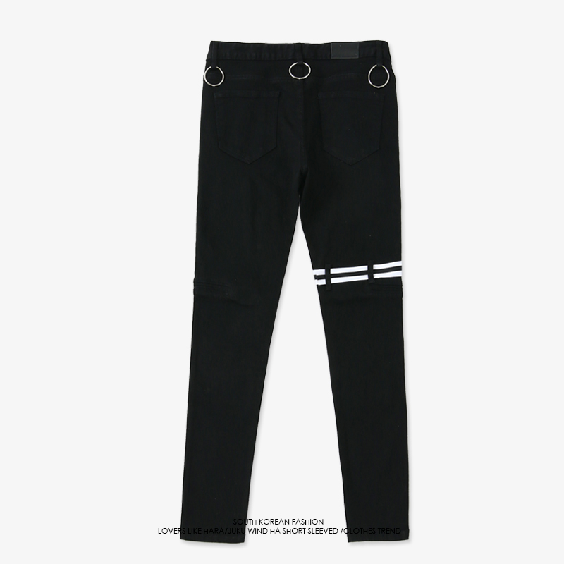 Осенние новые брюки BTS V же стиль мужские черные повседневные джоггеры узкие брюки хип-хоп молния карман узкие Брюки Homme брюки