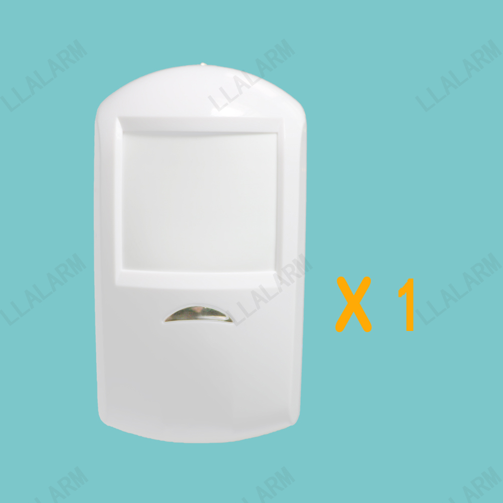 433mhz Wireless Pir Motion Sensor Alarm Detector For Home Gsm Pstn Security Alarm System No