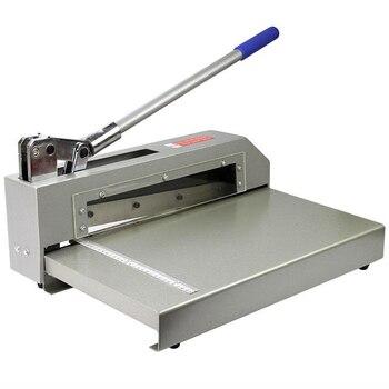 Сильный нож для резки алюминиевых листов, резак для тяжелой печатной платы, полимерная пластина, металлическая сталь, машина для резки бума...