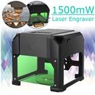 1500mw USB Desktop Laser Engraving Machine DIY Logo Marking Engraver Laser Carving Machine 80x80mm Engraving Range