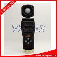 AS803 низкая цена цифровые люкс метр с диапазоном 1 ~ 100.000lux