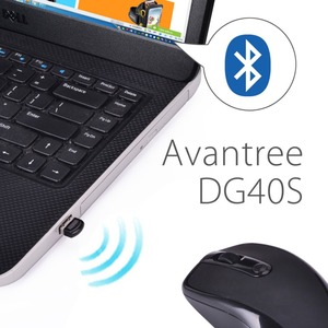 Image 4 - Avantree DG40S USB Bluetooth Adapter for PC, Bluetooth Dongle 4.0 for Desktop Laptop Computer, Mouse, Keyboard, Headphones