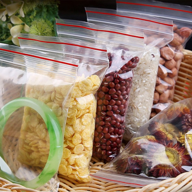 Image result for food ziplock bag