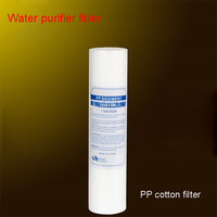 4PCS/set Water Filter 0.01 Micron Ultrafiltration Water Purifier Direct Drink Filter for Water Alkaline Activated Carbon