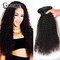 Malásia Kinky Curly Virgem Cabelo 4 Bundles Malásia Virgem Cabelo Afro Kinky Curly Weave Do Cabelo Humano Feixes de Cabelo Encaracolado Malaio