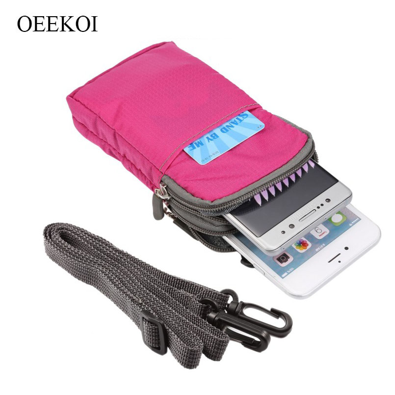 Multi-Function Belt Clip Sport Bag Pouch Case for Ulefone Gemini/Metal Lite/U008 Pro/U007 Pro/Metal/U007/Be Pro 2/Tiger/Be X