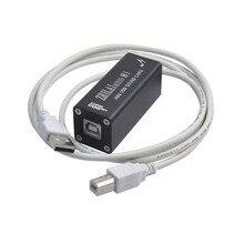 ZHILAI H1 Numérique PC USB DAC Portable Ordinateur Portable Ordinateur De Bureau externe HiFi Carte Son PCM2704 USB Entrée 3.5 Audio Signal sortie