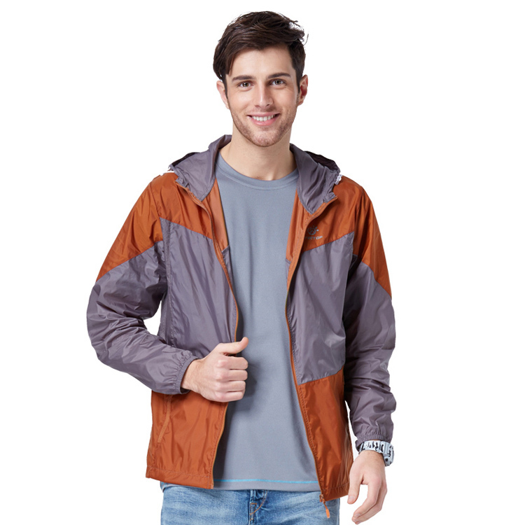 9c280d1b4903 Hot Sale Sunscreen Quick Dry Water Resistant Casaco Masculino Windproof  Summer Or Spring Jacket Men Outdoor Sport Coats-in Jackets from Men s  Clothing ...