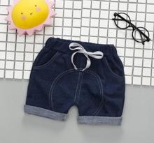 hot deal buy boys shorts 2019 summer korean new cartoon drawstring baby casual pants boys pants summer infant baby pants for 1-5 y sy-f182105