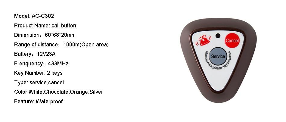 C302 call button
