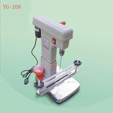 1 шт. YG-168 PS Электрический переплетные машины, финансовые полномочия, документ, архивы машинной вязки