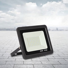10-100W LED Outdoor Waterproof Linear Flood Light Signage Projector