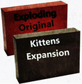 Hot sale board game exploding Cat explosion original NSFW version kittens popular family friends desktop game interesting toys