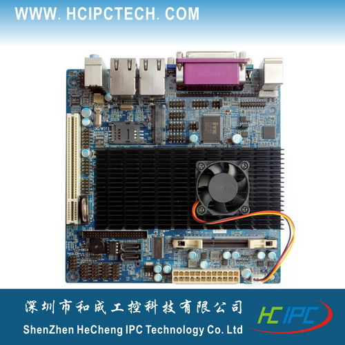 HCIP M425 1 ITX HCM52M1023A Atom D525 Mini ITX font b Motherboard b font 1 PCI