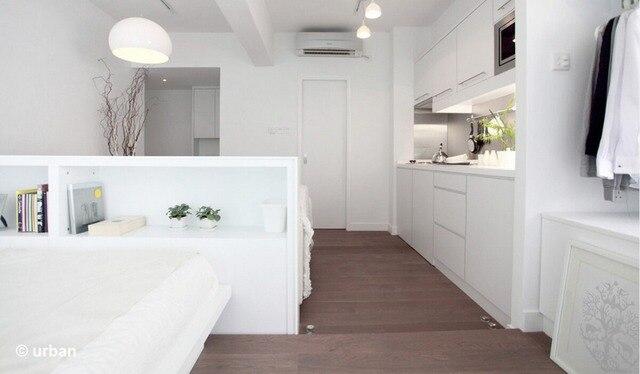 2016 Hot Penjualan Dua Pack Lukisan Cabients Dapur Desain Kabinet Gloss Tinggi Furniture Untuk
