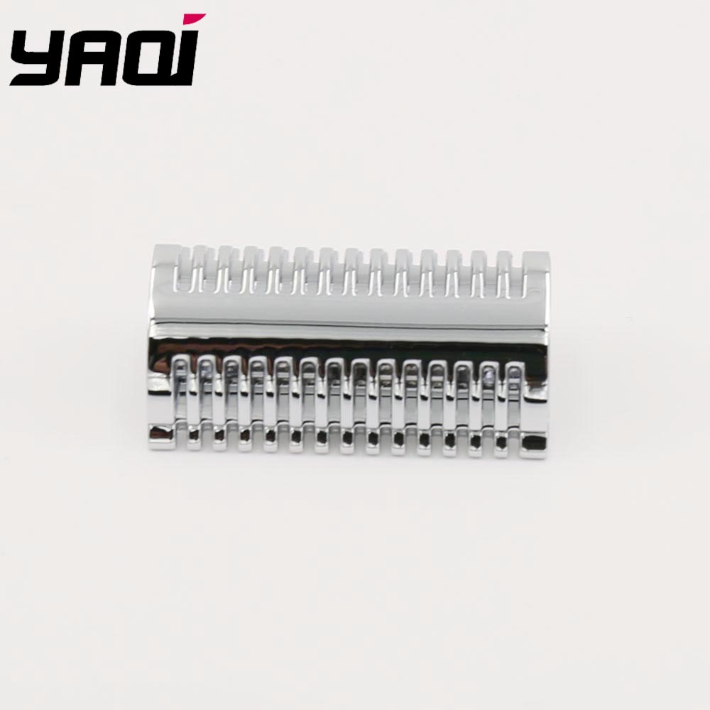 Yaqi Chrome Mellon Safety Razor Head  For Shaving Razors