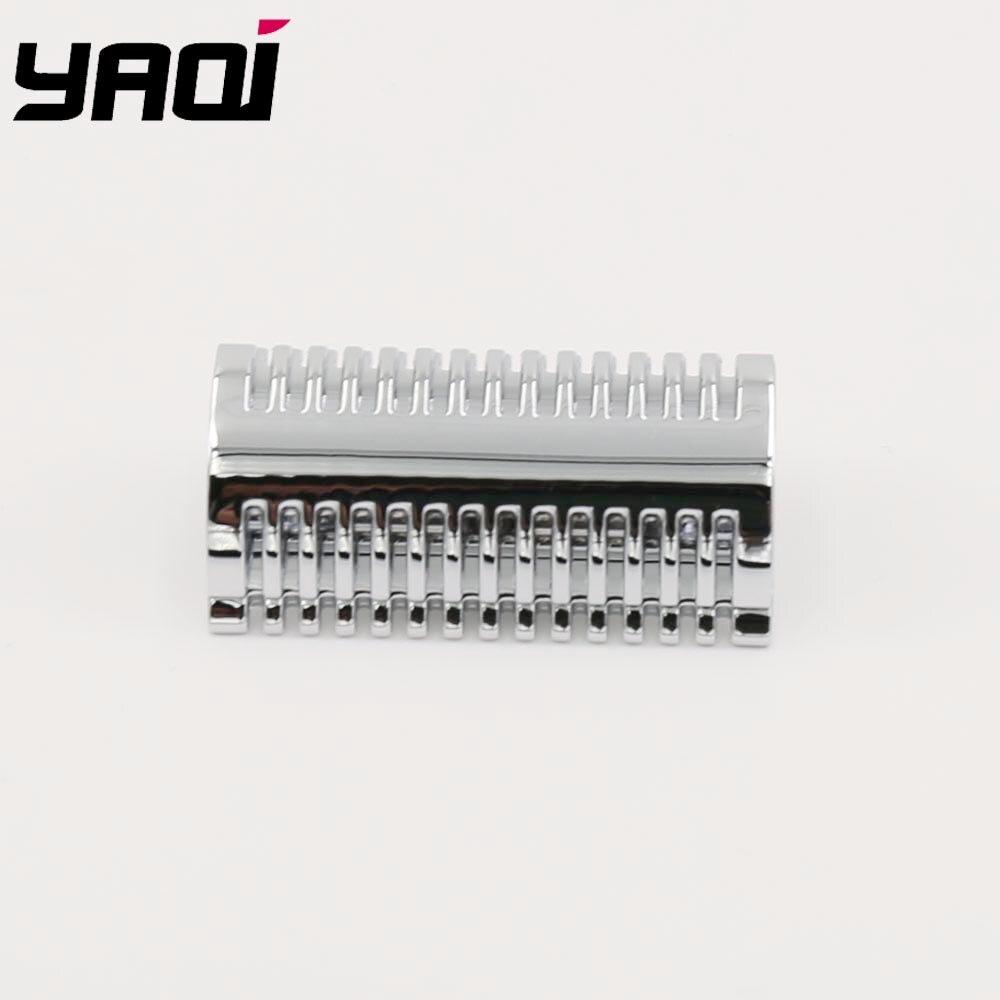 Yaqi Chrome Mellon Safety Razor Head  For Shaving Razors