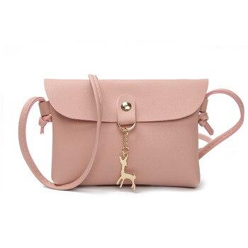 9917616cc Bolso de mujer 2019 nueva marca Mini bolso bandolera para mujer bolsos de  cuero con borlas y diseño bolso de hombro bolsa