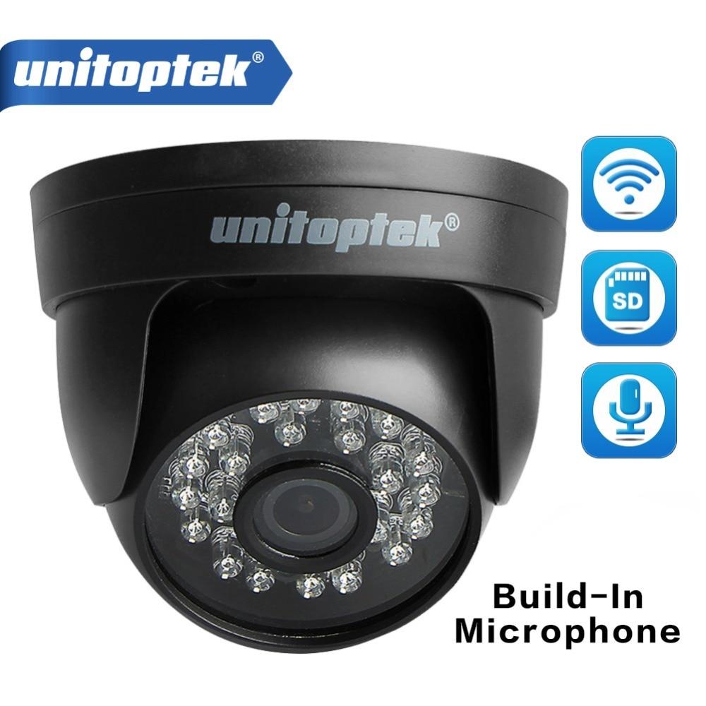 HD 720P WIFI IP Dome Camera Audio Microphone Wireless 960P 1080P Surveillance Home Security Onvif CCTV Camera TF Card Slot APP