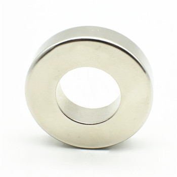 NdFeB Magnet Ring OD 40x20x10 (+/-0.1)mm thick Neodymium Permanent Magnets Magnetic Tube Precision 1pcs image