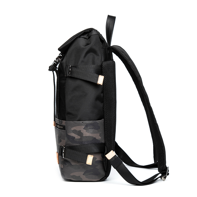 13a0b442df UIYI waterproof College camouflage backpack patchwork shoulder bags men  women unisex Korean designer backpacks laptop bookbag-in Backpacks from  Luggage ...