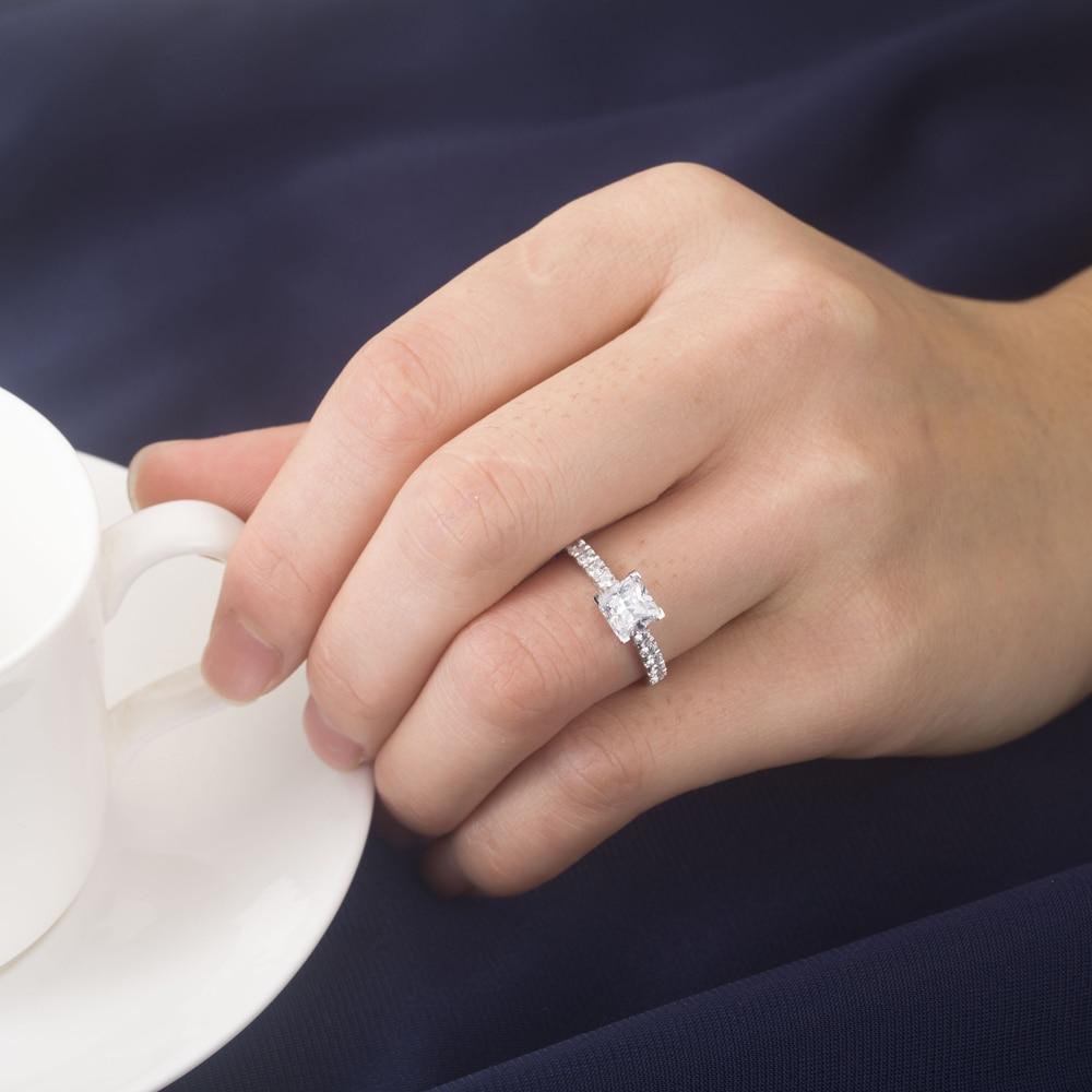 1ct wedding rings for women