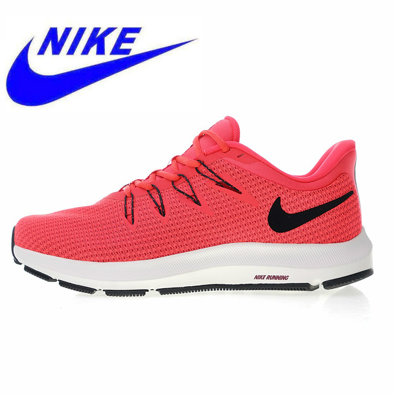 buy online 20d7c 76024 Original Nike Quest Women s Running Shoes , Red , New Outdoor Sports Shoes High  Quality Breathable Lightweight AA7412 601