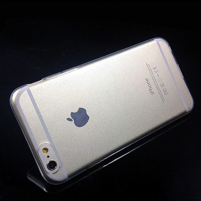 Ultra Thin Phone Case For iphone 11 12 PRO Mini 6 6S 7 8 Plus 5 5S SE X Xs Max Xr SE 2020 Transparent Soft Silicone Cover 4