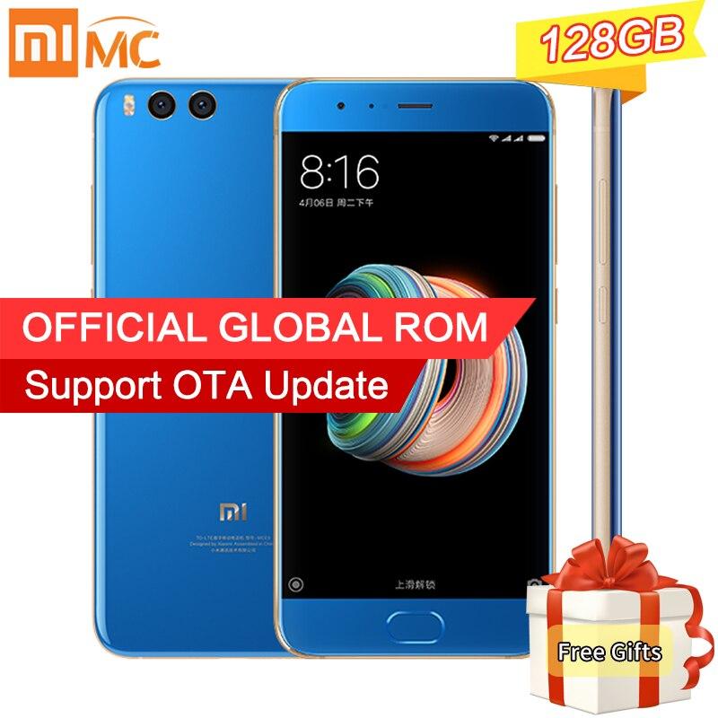 Original Xiaomi Mi Note 3 Smartphone 6GB 128GB Snapdragon 660 Octa Core 5 5 1080P 16MP