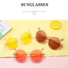 The new childrens sunglasses 2019 cartoon fashion daughter