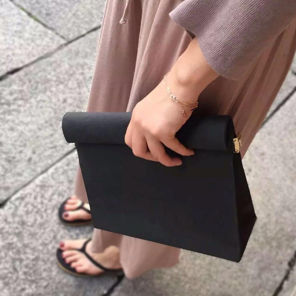 Individual hand paper bag kraft paper bags are imported material custom handmade paper bag star