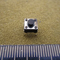 ATACADO 10 unidades/pacote Tátil Botão Switch 6x6x5mm 6*6*5mm 30602