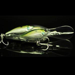 Image 1 - חדש סוג Pesca כננת פיתיון קרס דיג Swimbait Crankbait Wobbler בס פתיונות דיג בעל וו 1pcs 95mm 17g