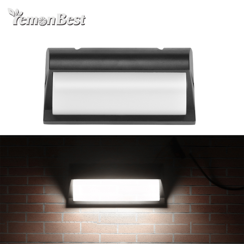 Indoor And Outdoor LED Wall Lamp COB 15W Wall Lamp Lighting Simple Waterproof Decorative Lights Energy Saving Low Consumption